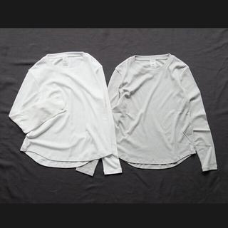 ジャーナルスタンダード(JOURNAL STANDARD)のseya.Brushed t-shirt long sleeve(Tシャツ(長袖/七分))