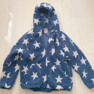 rough - rough☆ラフ☆星柄のフリースジャケット