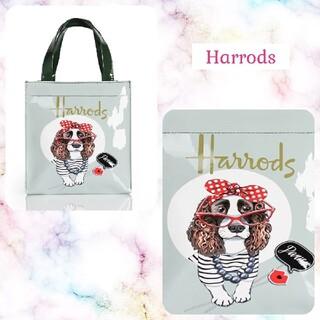Harrods - ハロッズ✿Harrods✿大人気✿鞄✿トートバッグ✿ミニバッグ✿ドッグA✿新品