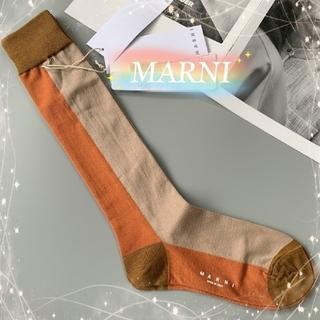 Marni - MARNI❤︎マルニハイソックス 1500円セール!!