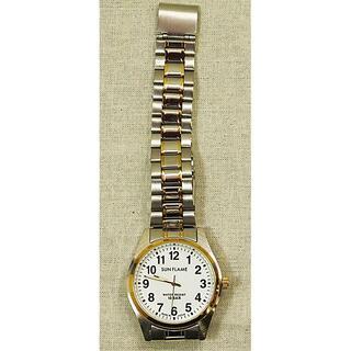 SUN FLAME 腕時計(腕時計(アナログ))