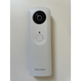リコー(RICOH)のRICOH THETA 360度カメラ White(その他)