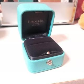 ティファニー(Tiffany & Co.)のティファニー リングケースのみ(その他)