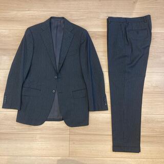 ビームス(BEAMS)のBEAMS F スーツ 三つ釦 サイズ93(46相当) チャコールグレー 秋冬物(セットアップ)