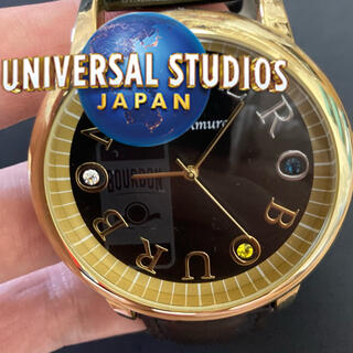 ユニバーサルスタジオジャパン(USJ)の腕時計 名探偵 コナン 安室さん 訳あり 希少 限定品(腕時計)