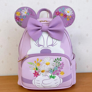 Disney - ラウンジフライ ディズニー ミニーマウス リュック バックパック