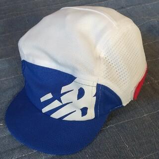 New Balance - 美品   ニューバランス   帽子  サッカー  小学生