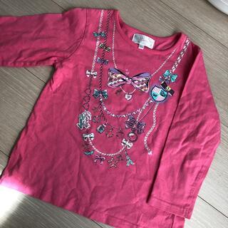 マザウェイズ(motherways)の104サイズ、マザーウェイズの長袖(Tシャツ/カットソー)