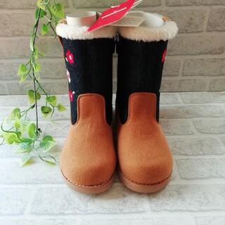 ミキハウス(mikihouse)の⭐お値下げ⭐ミキハウス 靴 ブーツ16㎝ 新品未使用(ブーツ)