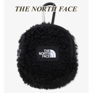 THE NORTH FACE - 【新品】ザノースフェイス ミニポーチ フリース ブラック