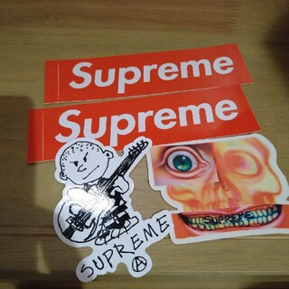 シュプリーム(Supreme)のシュプリーム ステッカーセット(その他)