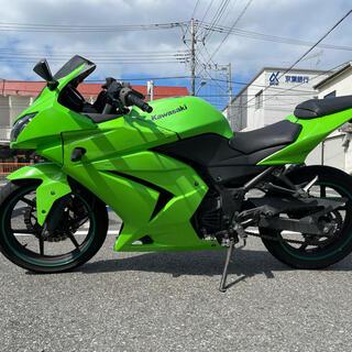 カワサキ - Ninja250r  EX250E
