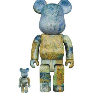 MEDICOM TOY - BE@RBRICK Van Gogh 100&400 ベアブリ ゴッホ展