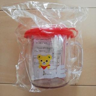 ミキハウス(mikihouse)の☆ミキハウス☆ ストローマグ 新品(マグカップ)