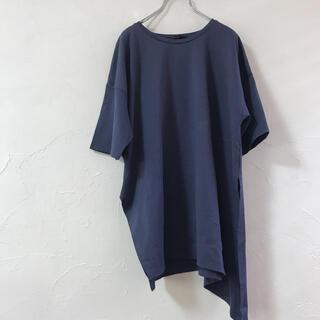 スコットクラブ(SCOT CLUB)のmunich♡アシメTシャツ(Tシャツ(半袖/袖なし))