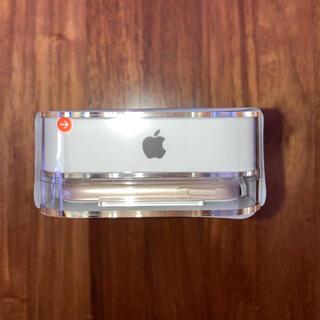 アイポッドタッチ(iPod touch)のiPod touch 32GB Gold MKHT2J/A 未開封 6世代(ポータブルプレーヤー)