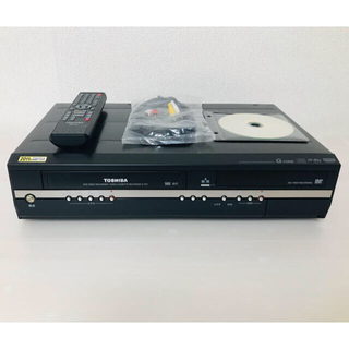 東芝 - TOSHIBA  東芝◆VHS DVDレコーダー◆D-VR7 動作確認済み