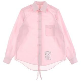 COMME des GARCONS - SOSHIOTSUKI エンディングカッターシャツ 20ss