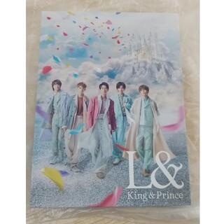 Johnny's - King & Prince   L&  初回限定盤A (DVD付)