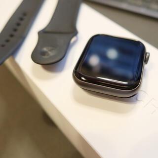 Apple Watch - Apple Watch Series 4(GPSモデル)44mm スペースグレイ