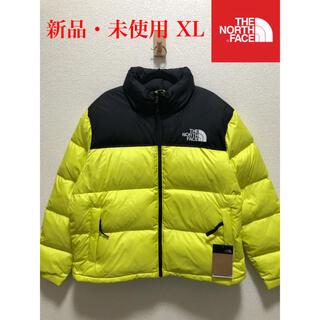 THE NORTH FACE - 【新品】ザ ノースフェイス ヌプシ 1996 ダウン 700 黄色×黒 XL