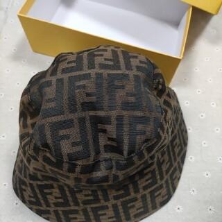 フェンディ(FENDI)の新品 FENDI 帽子(キャップ)