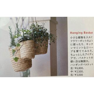 ACTUS - ハウスオブロータス  ハンギングバスケット ハーブ植木鉢 ガーデニング