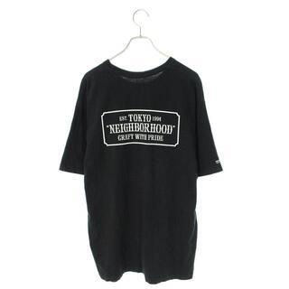 NEIGHBORHOOD - ネイバーフッド ロゴプリントTシャツ XXL