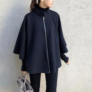ダブルスタンダードクロージング(DOUBLE STANDARD CLOTHING)のDouble Standard Clothing☆akkoさんコラボ ポンチョ(ポンチョ)