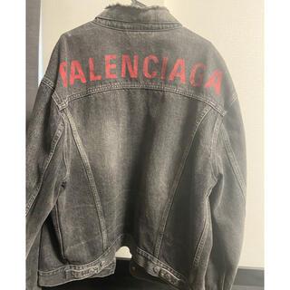 Balenciaga - 希少 balenciaga スウィングデニムジャケット