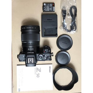 Nikon - Nikon z50と NIKKOR Z 24-70mm f/4 S のセット
