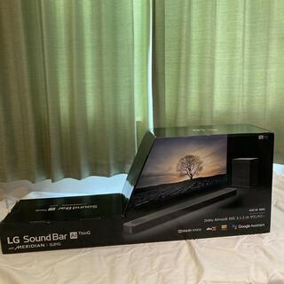 エルジーエレクトロニクス(LG Electronics)のLG Sound Bar SL8YG サウンドバー(スピーカー)