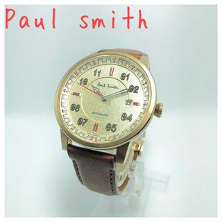 ポールスミス(Paul Smith)のポールスミス 300本限定 2017マスターピース 自動巻 メンズ腕時計(腕時計(アナログ))