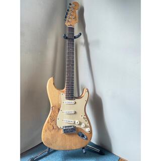 フェンダー(Fender)のFender USA American  deluxe 訳アリ(エレキギター)