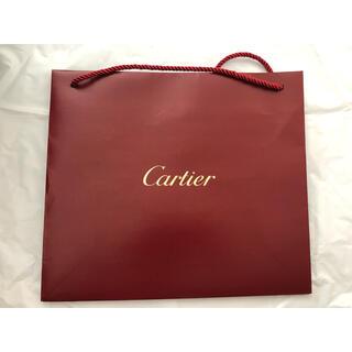 カルティエ(Cartier)のカルティエ 紙袋 ショッパ(ショップ袋)