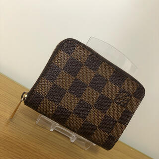 LOUIS VUITTON - LOUIS VUITTON ダミエ コインケース ジッピーコインパース