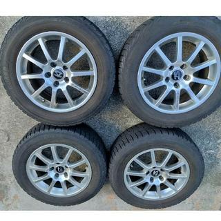 フォルクスワーゲン(Volkswagen)のスタッドレスタイヤ&アルミセット★ VW シャラン YOKOHAMA ICE G(タイヤ・ホイールセット)