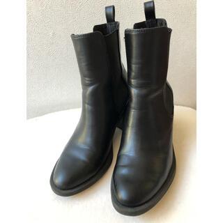 エイチアンドエム(H&M)のH&M  サイドゴアブーツ(ブーツ)