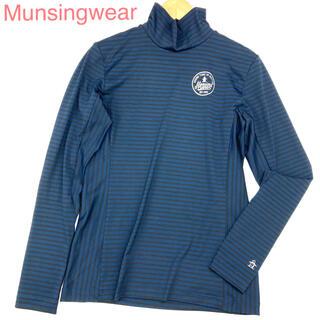 Munsingwear - Munsingwear マンシングウェア ゴルフウェア カットソー 4011