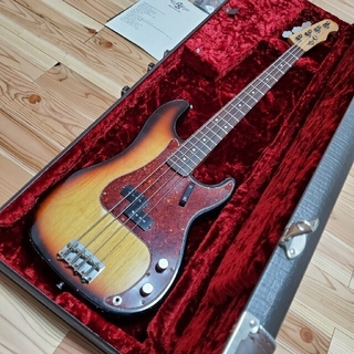 Fender - 値下げ RS Guitarworks 59 Contour Bass PB