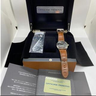 オフィチーネパネライ(OFFICINE PANERAI)のPANERAIパネライ ラジオミール 45mm(腕時計(アナログ))
