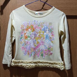 バンダイ(BANDAI)のドキドキ!プリキュア Tシャツ(長袖) サイズ100 [199](Tシャツ/カットソー)