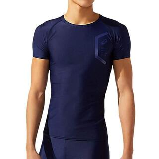 アシックス(asics)の[アシックス] トレーニングウエア ベースレイヤー半袖シャツ(その他)