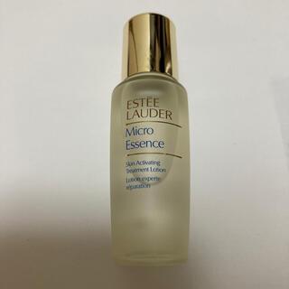 エスティローダー(Estee Lauder)のエスティーローダー マイクロエッセンスローション 15ml(化粧水/ローション)