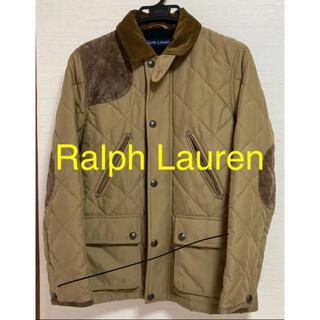 ラルフローレン(Ralph Lauren)のRalph Lauren ブラウン キルティング ジャケット ラルフローレン(テーラードジャケット)