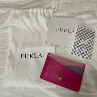 フルラ(Furla)のFURLA フルラ カードケース(名刺入れ/定期入れ)