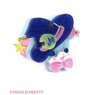 アンジェリックプリティー(Angelic Pretty)のangelic pretty Little Witch はにかみ ベアーリング (リング(指輪))