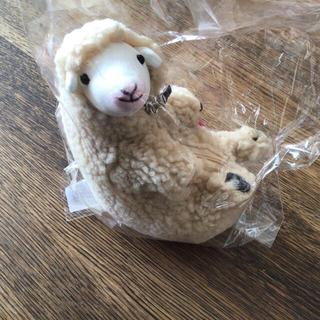 フェリシモ(FELISSIMO)の羊の毛刈りがいつでもどこでも楽しめる羊の毛刈りぬいぐるみ(ぬいぐるみ)