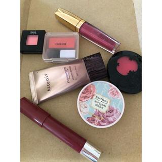 アナスイ(ANNA SUI)の化粧品 7点 チーク グロス ファンデーション(コフレ/メイクアップセット)