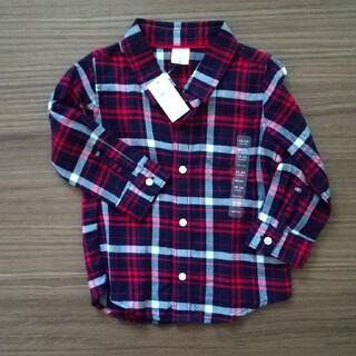 ベビーギャップ(babyGAP)のGAP♡チェックシャツ(ブラウス)